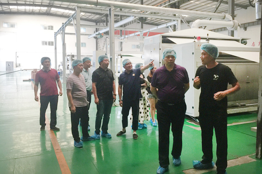 Warmly welcome Henan Yadu Industrial customers to visit our company for research and guidance!